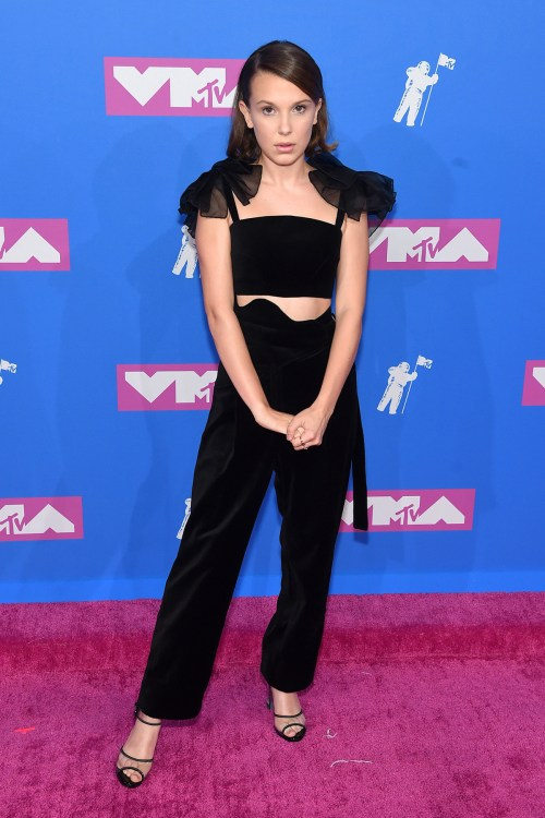 VMAS Millie Bobby Brown