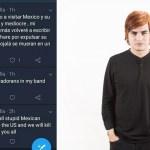 Víctor Monroy Pastilla, Víctor Monroy, Pastilla, Mensajes Odio Mexicanos, Redes Sociales, Ojala Se Mueran En Un Temblor