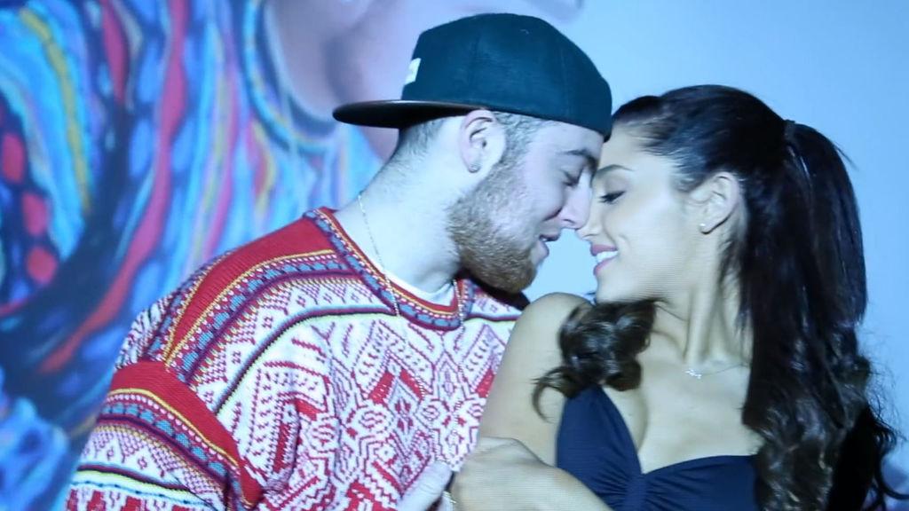 Ariana Grande despide Mac Miller, Video Instagram