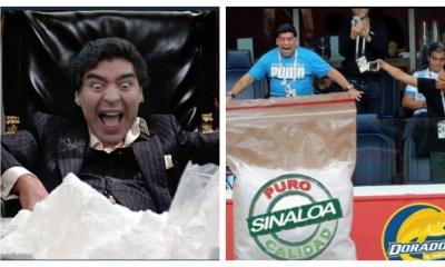 Maradona Dorados de Sinaloa Mejores Memes