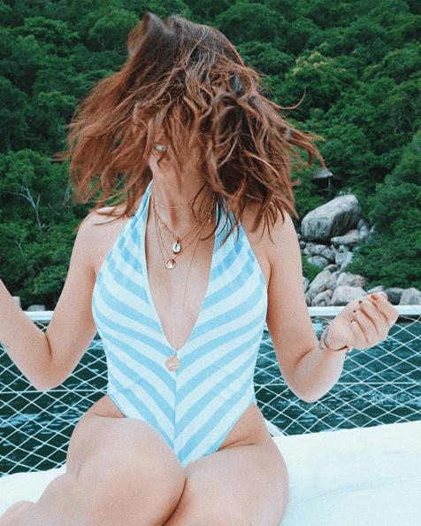 Foto de Yuya en bikini; más impresionante que sus tutoriales
