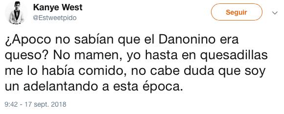 ALV: ¿Cómo que el Danonino en realidad es QUESO?