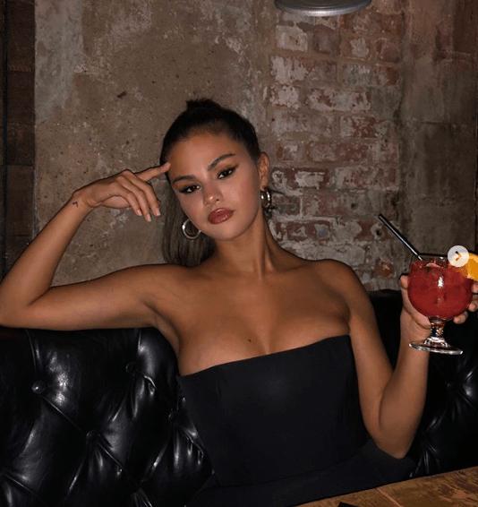Selena Gomez rompe récord de likes en Instagram