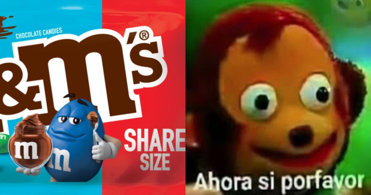 El nuevo sabor de M&M's es todo el chocolate que necesitas