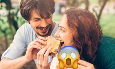 Las personas con relaciones estables suben hasta 6 kilos