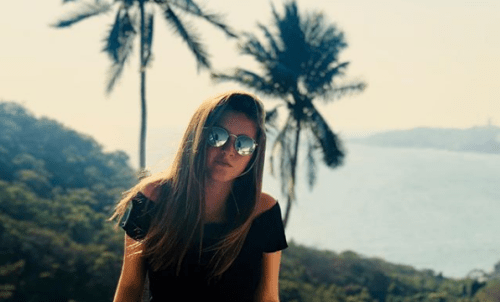 Daniela Ordaz Castro defiende a su mamá