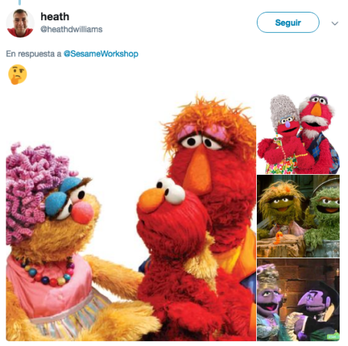 Desmienten relación entre Beto y Enrique de Plaza Sésamo