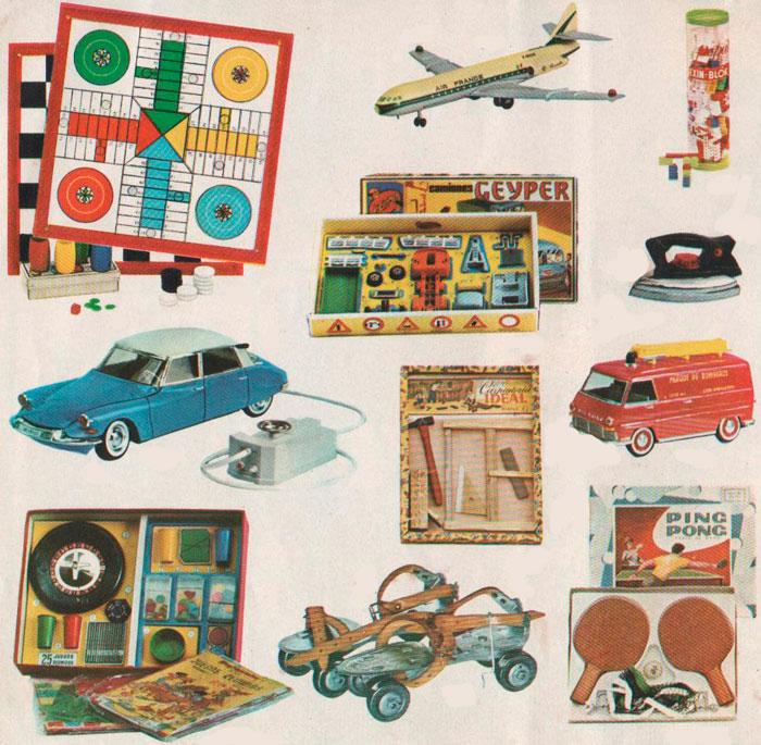 Cosas que se hacían en los 60's y hoy son super raras