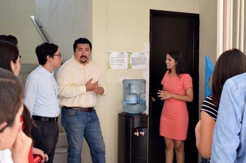 Llega primer dispensador de agua a Campeche
