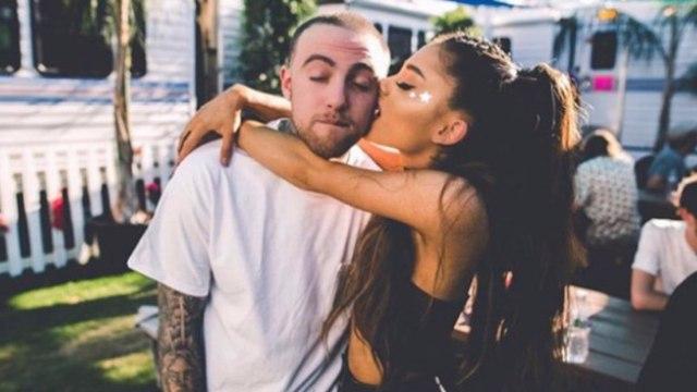 Muere el rapero Mac Miller 26 años Ariana Grande
