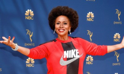 Jennifer Lewis Emmys 2018, Jennifer Lewis, Emmy Awards 2018, Colin Kaepernick, Black-ish, Nike