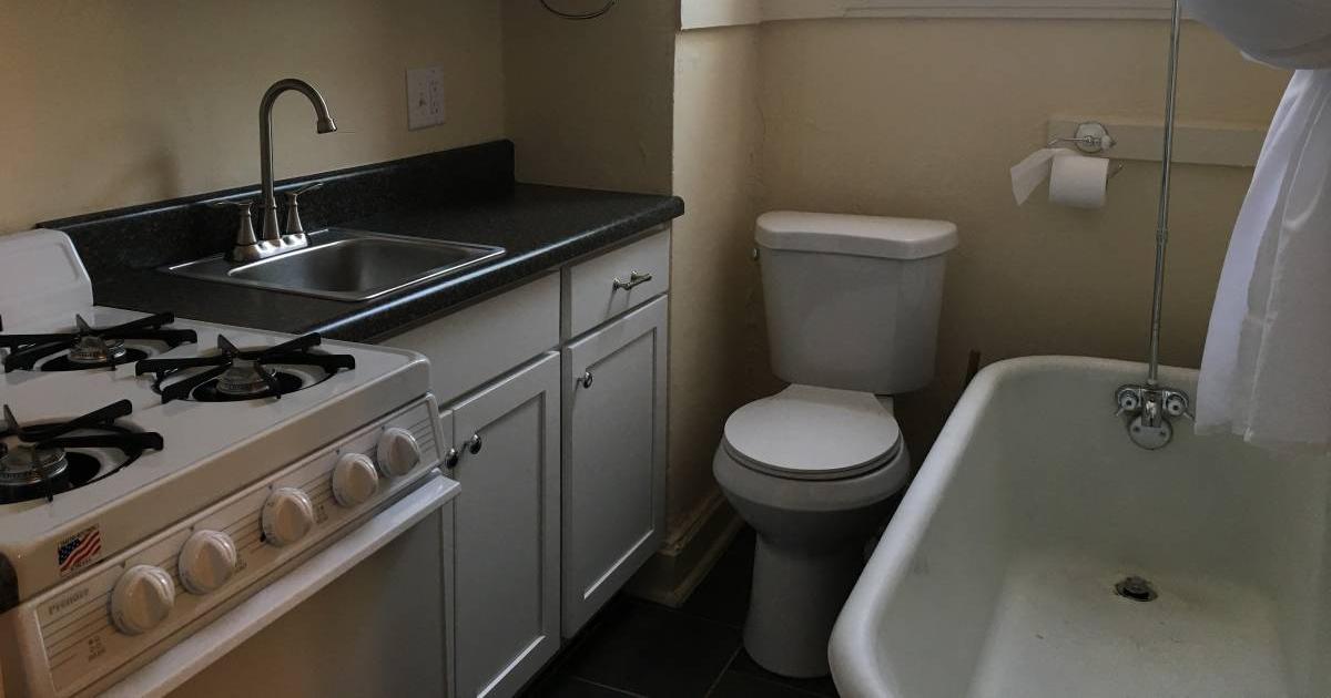 Rentan Departamento Baño Y Cocina Juntos, Rentan Departamento, Baño, Cocina, Departamento, San Luis