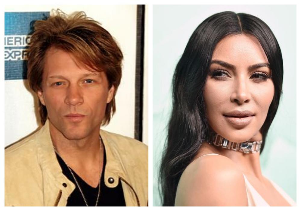 Jon Bon Jovi crítica Kim Karsashian por video porno