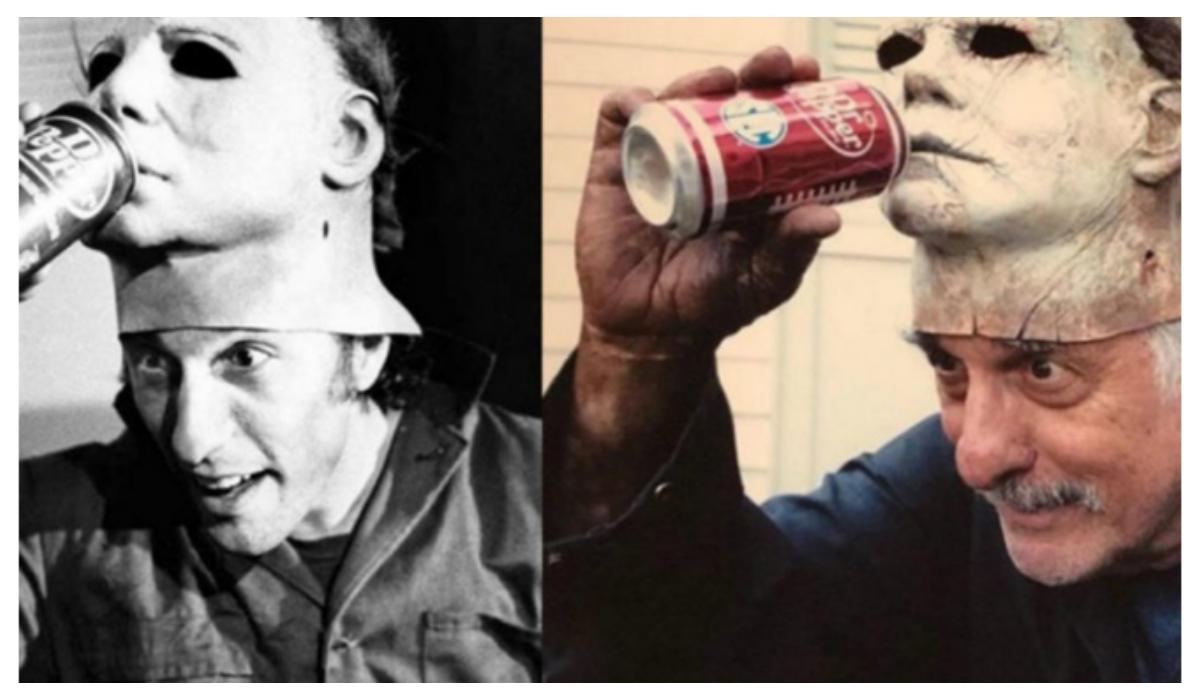 Elenco original Halloween 40 años después