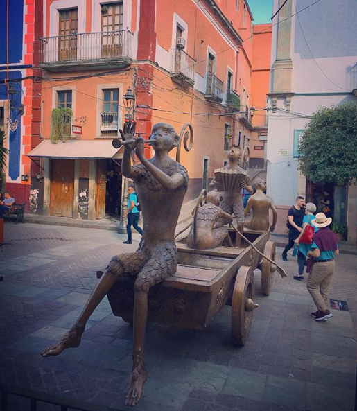 Lugares increíbles en Guanajuato para un Instawalk