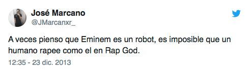 RIP Eminem: teoría asegura está muerto desde hace 12 años