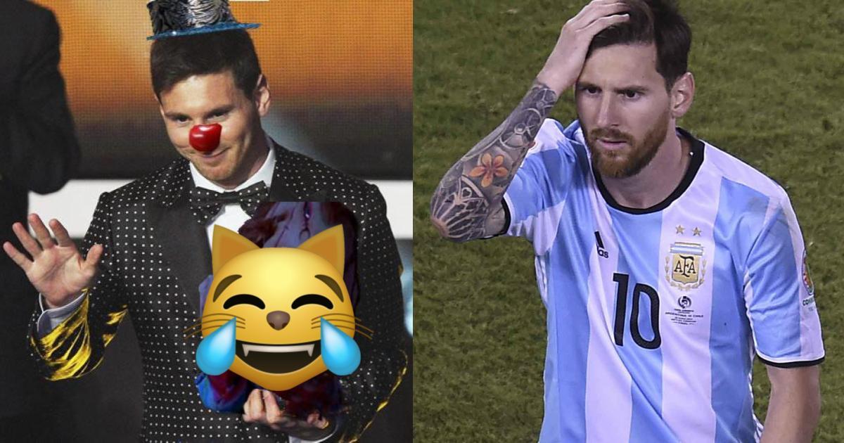 Messi se aleja de las canchas: formará parte de un circo