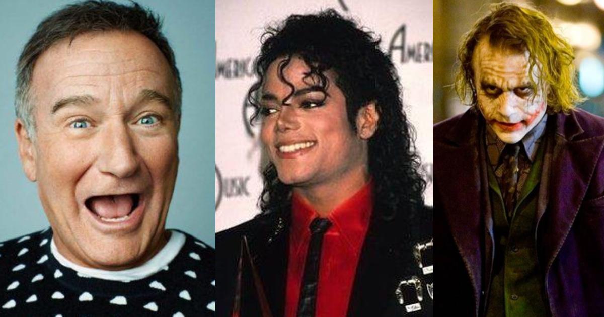 La última foto de 10 famosos para disfrutar mejor la vida