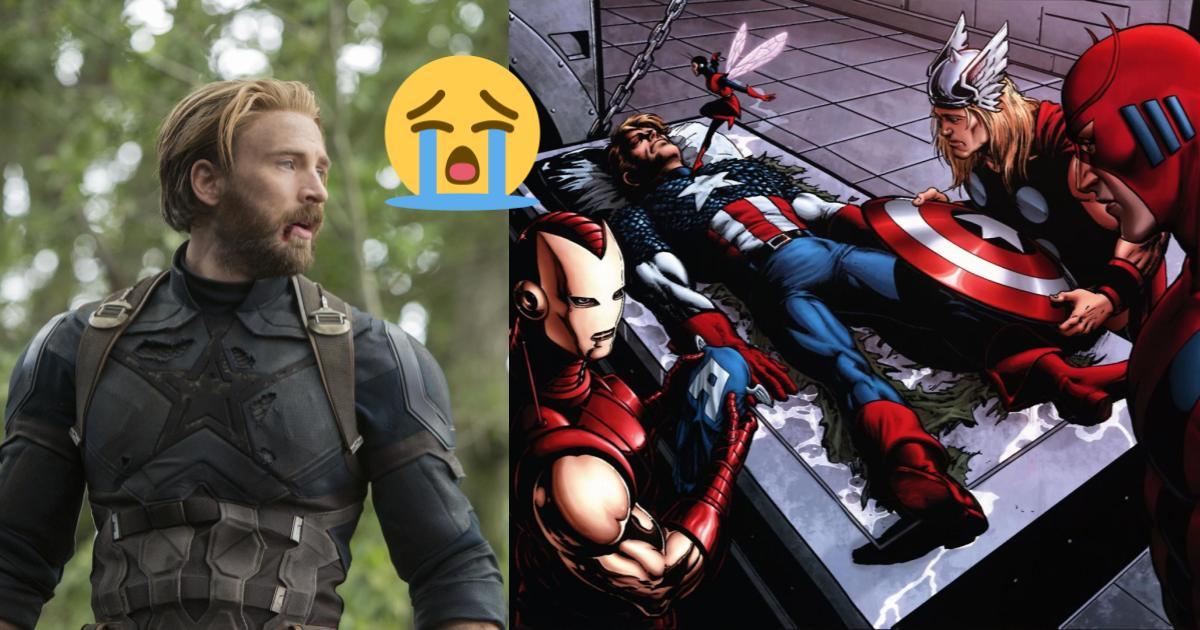 Chris Evans despide para definitivamente del Capitán América