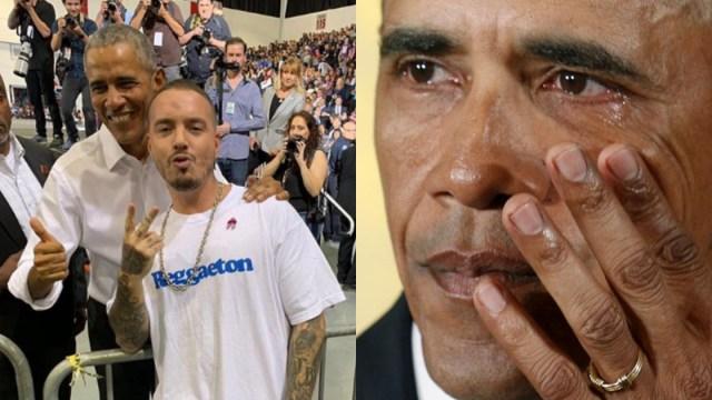 J Balvin Y Barack Obama, Barack Obama, J Balvin, Reggaeton, Barack Obama Ama El Reggaeton, Las Vegas