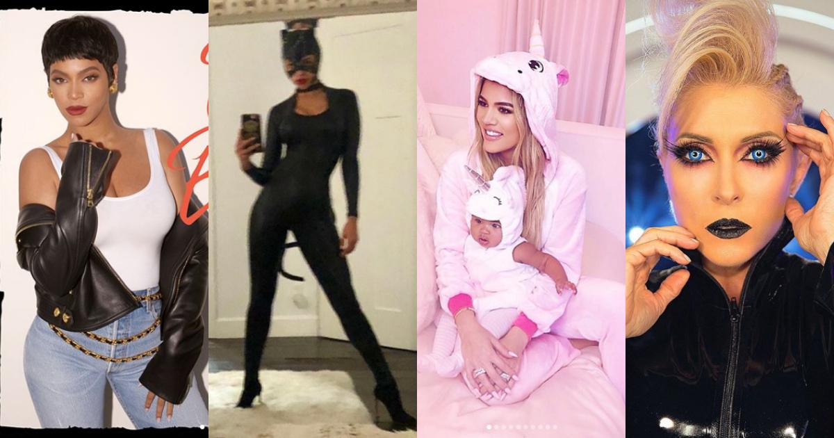 Disfraces De Famosos Halloween 2018, Disfraces, Halloween, Famosos, 2018, Disfraz