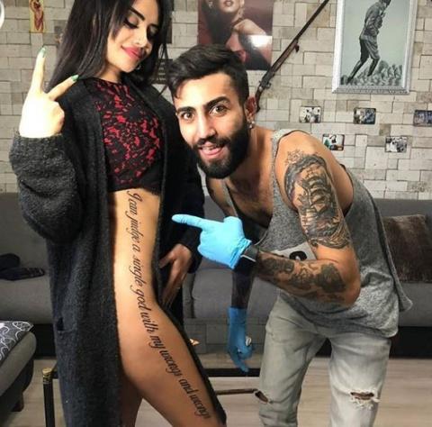 Se hizo un tatuaje traducido por Google y todo salió mal