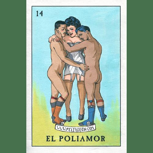 Loteria Gay De Felix D'Eon