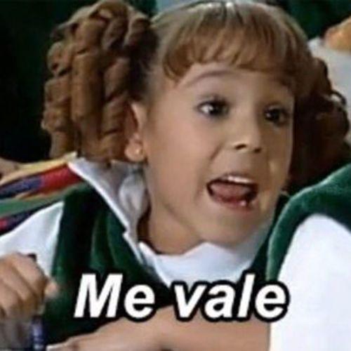 Danna Paola meme me vale