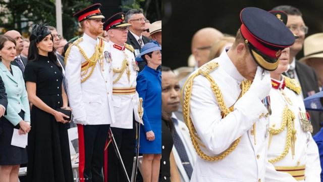 Meghan Markle Principe Harry Llorando Australia, Meghan Markle Llorando, Principe Harry Llorando, Llorar, Duques De Sussex, Australia