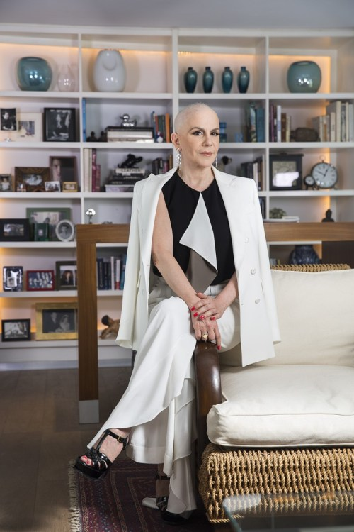 Rebecca Jones habla del cáncer que padeció