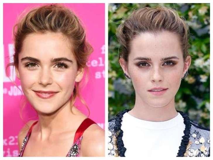 La nueva Sabrina es la gemela satánica de Emma Watson