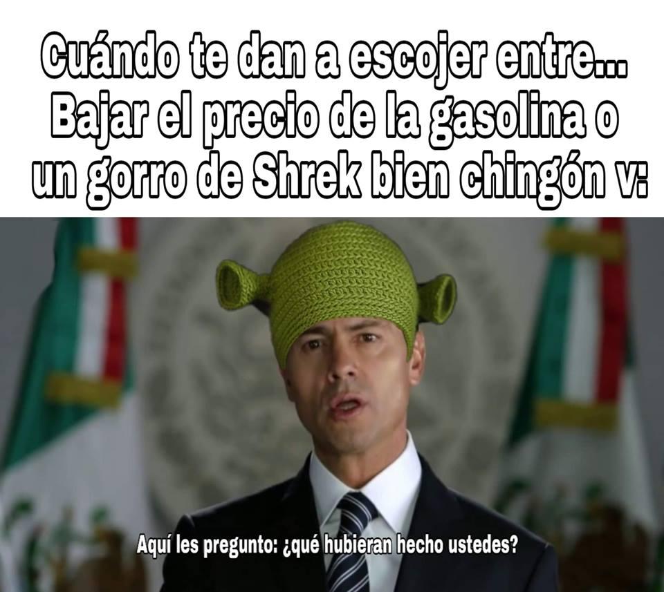 Peña Nieto se va pero nos dejó estos memes hermosos