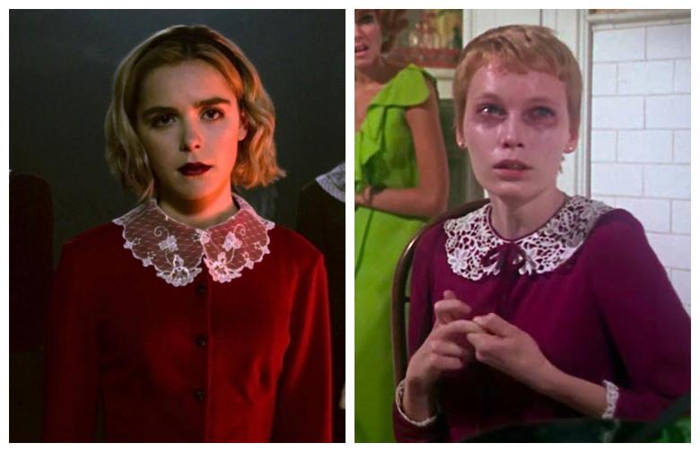 Referencias de terror en Chilling Adventures of Sabrina