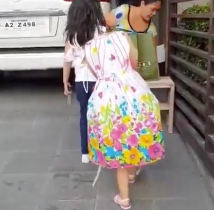 Este disfraz de niña decapitada ya se ganó el Halloween