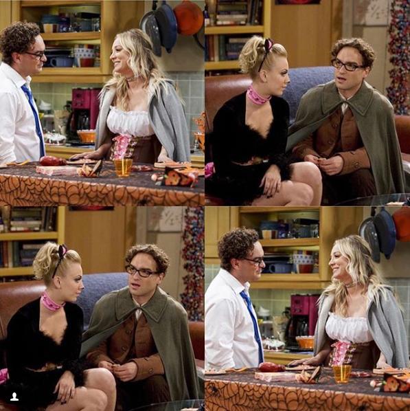 Penny de Big Bang Theory confesó robará algo del set