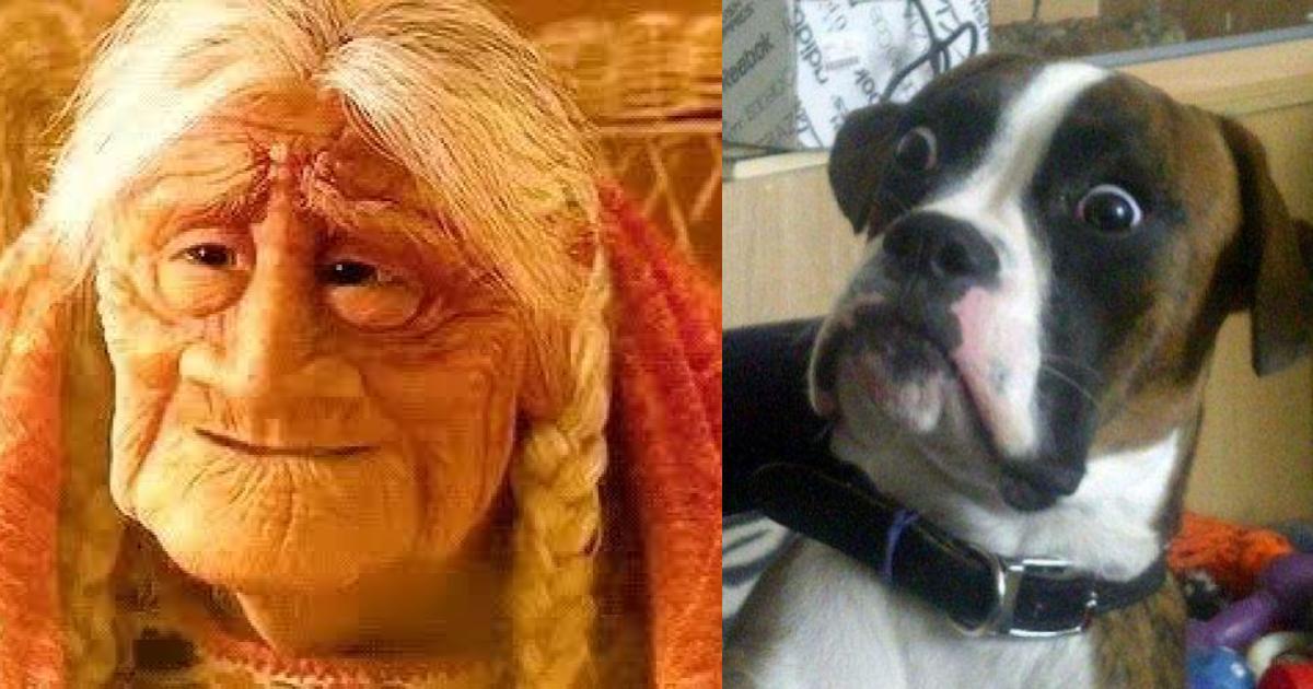 Esta abuelita fue la inspiración para hacer a Mamá Coco