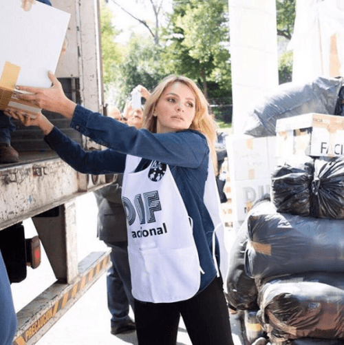 Angelica Rivera volvera a las telenovelas