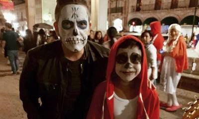 El director de Coco visitó México por Día de Muertos