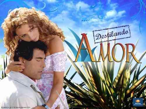 Angélica Rivera vuelve a la tele con Destilando Amor