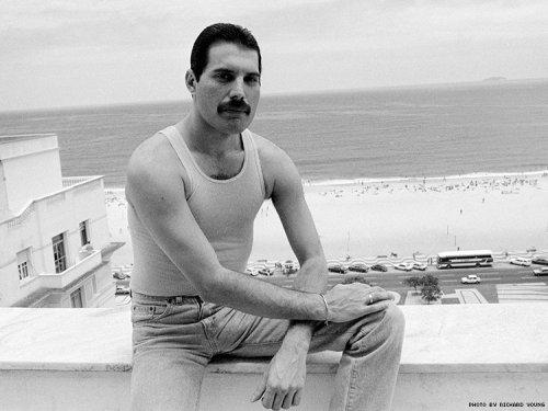 La historia de Mary Austin el amor de Freddie Mercury