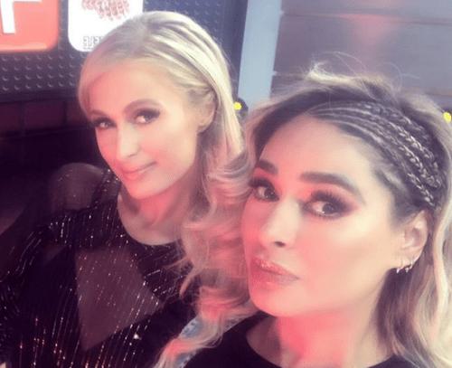 Galilea Montijo habla de Paris Hilton