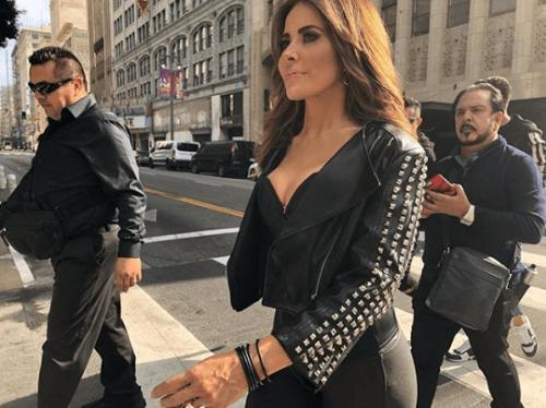 Gloria Trevi pide sexo para no divorciarse