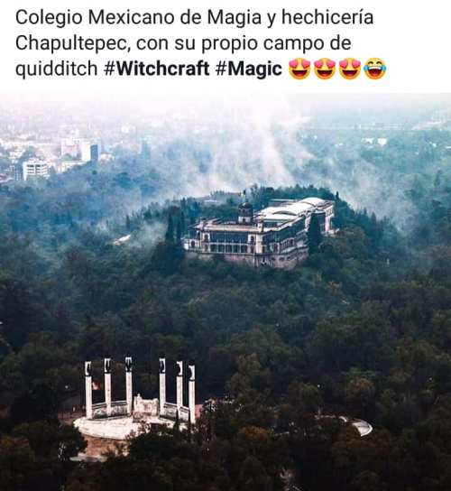 Llega Hogwarts a México