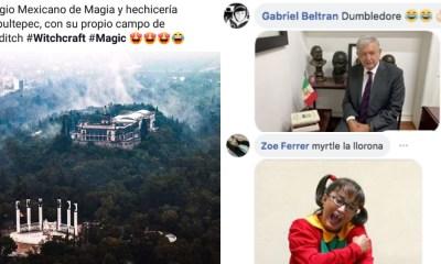 Colegio Mexicano de Magia Y Hechicería Chapultepec, Hogwarts Mexicano, Colegio Chapultepec Magia, Hogwarts Chapultepec, Castillo Chapultepec, Chapultepec