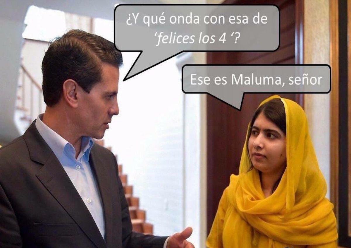 Organizan peda para despedir el sexenio de Peña Nieto