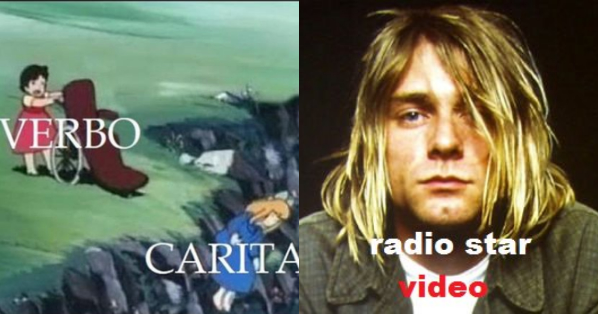 Memes Video Killed The Radio Star, Memes Video Radio Star, Memes Quién Mató A Quién, Memes, Video, Radio Star