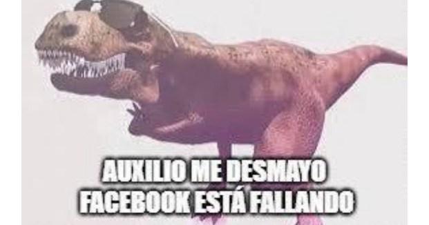 Resultado de imagen para memes de la caída de facebook, instagram y whatsapp