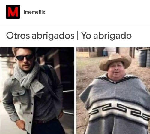 Memes del frio