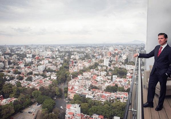 Enrique Peña Nieto se despide en Instagram