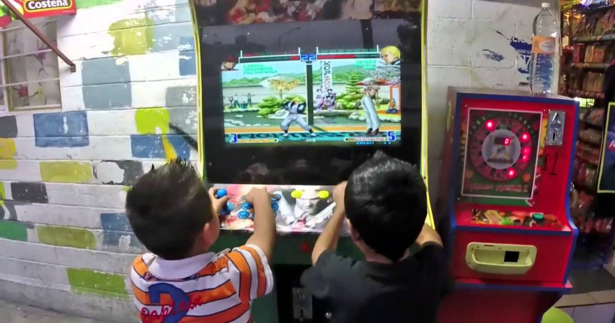 Street Fighter II Maquinitas, Maquinitas, Capcom, Street Fighter II, México, Piratería